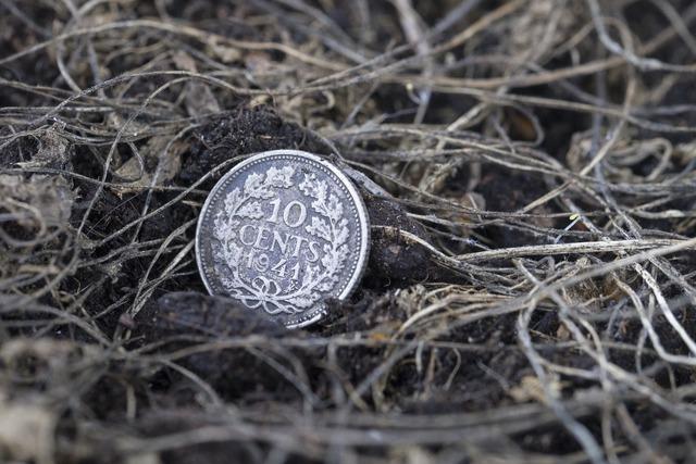 Cents money coins, business finance.