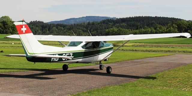 Cessna aircraft sport aircraft.