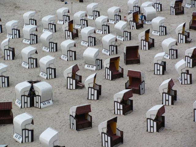 Chairs sea seats, travel vacation.