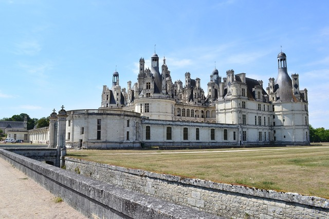 Chambord château de chambord channel, architecture buildings.