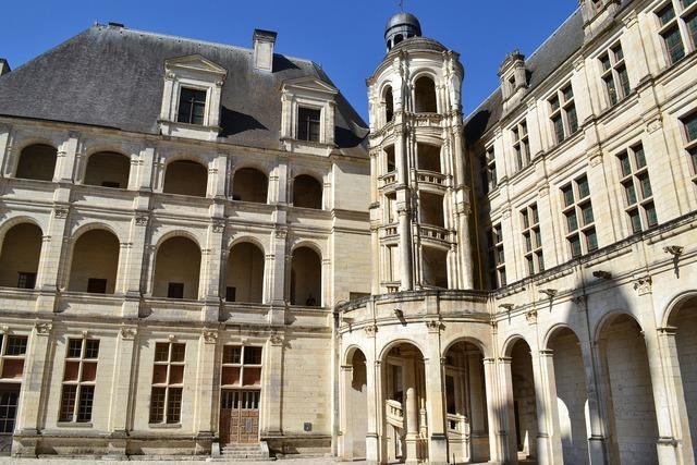 Chambord château de chambord course, architecture buildings.