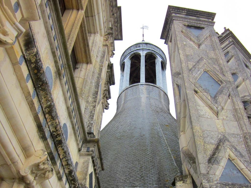 Chambord loire chateau, architecture buildings.