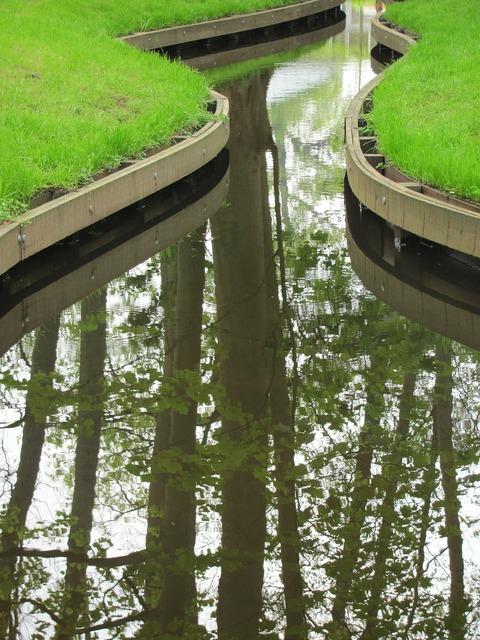 Channel water amsterdam.