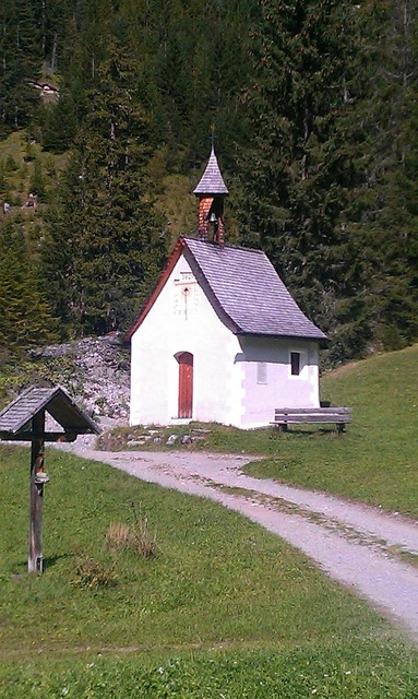 Chapel church summer, religion.
