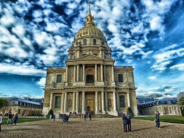 Chapel of saint-lous-des-invalides paris france, religion.