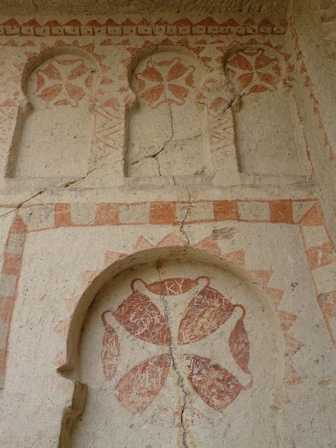 Chapel painting byzantine, religion.