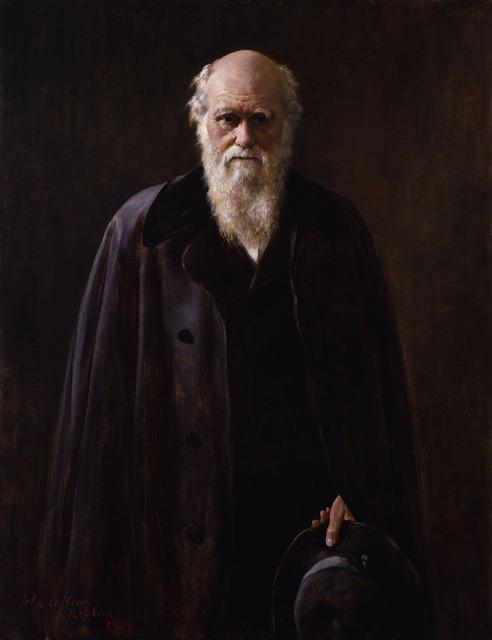 Charles robert darwin darwinism theory of evolution.