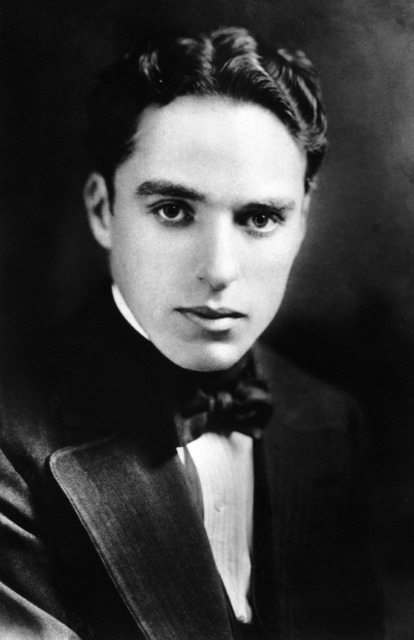 Charlie chaplin actor silent film.