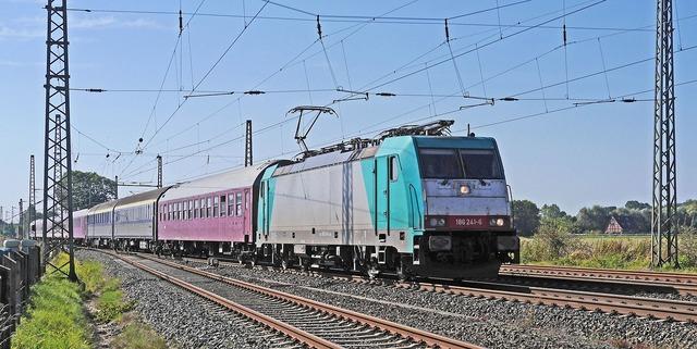 Charter train special train private railway.
