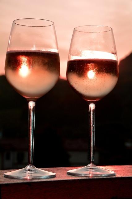 Cheers salute wine glasses, food drink.