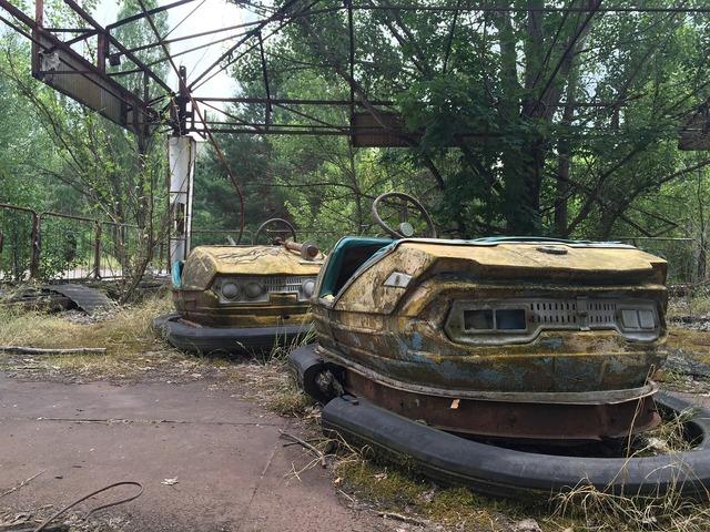 Chernobyl pripyat europe.