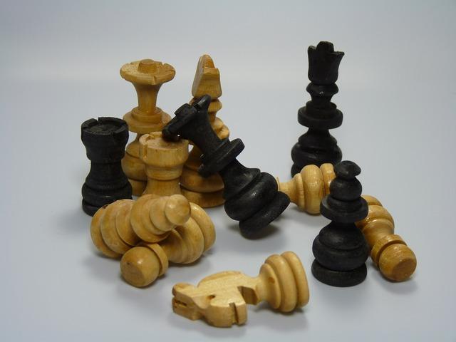 Chess strategy black.