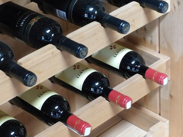 Chianti wine italy.