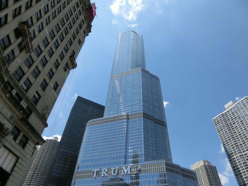 Chicago trump usa.