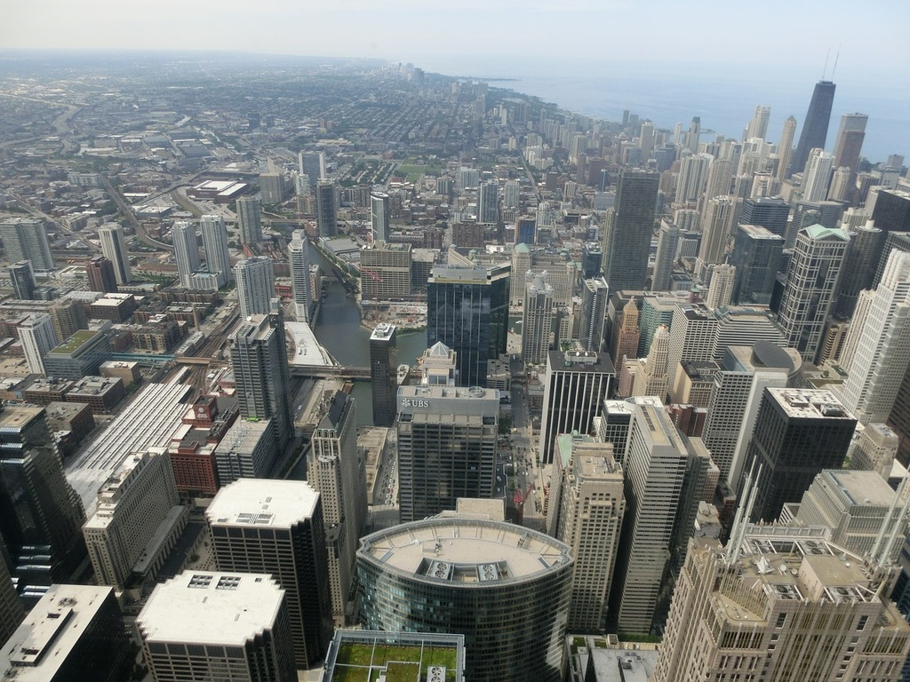 Chicago usa united states, architecture buildings.