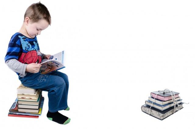 Child book boy, people.