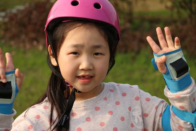 Children children's expression.