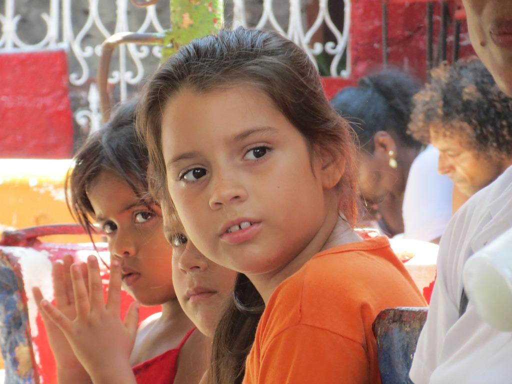 Children cuba latin, people.