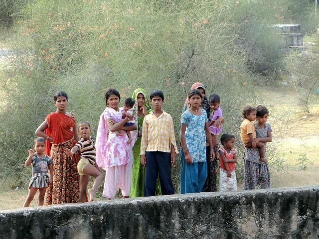 Children india mandawa.