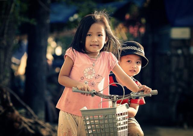 Children kid happy, emotions.