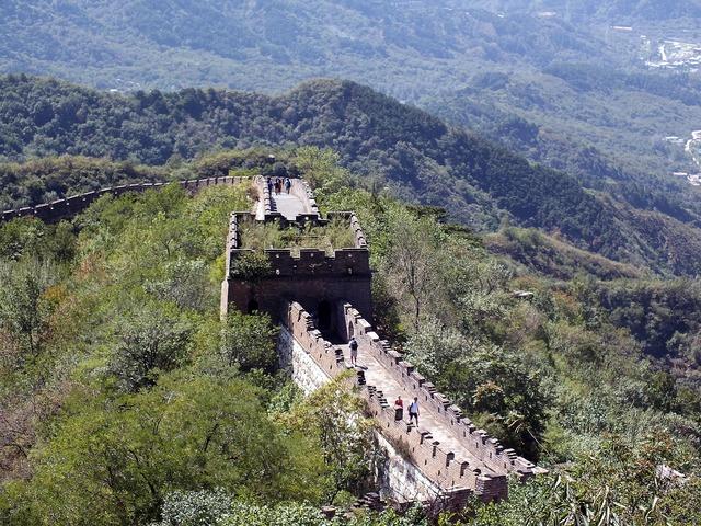 China great wall beijing.
