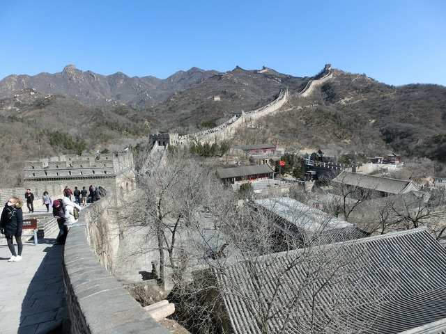 China great wall of china great wall, architecture buildings.