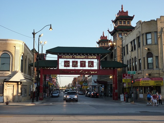 Chinatown usa united states.