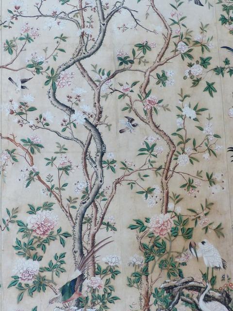 Chinese wallpaper wallpaper schloss hellbrunn, backgrounds textures.
