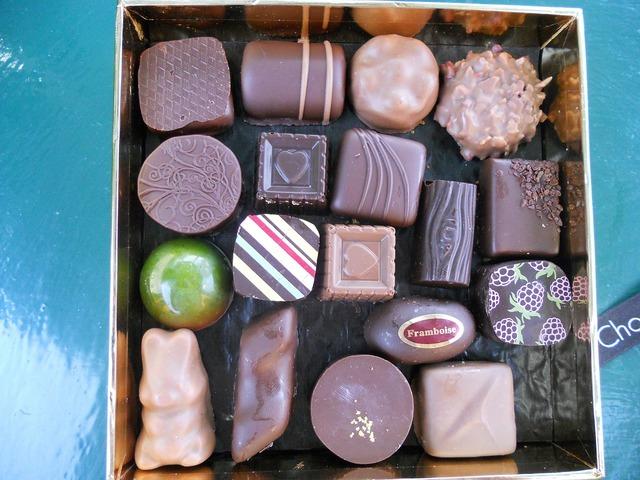 Chocolates candy chocalate.