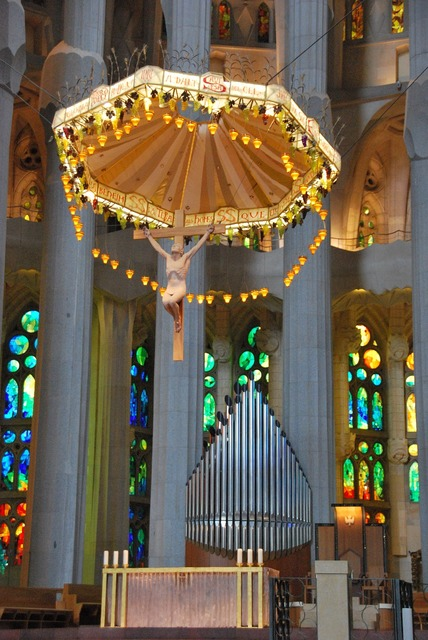 Christ sagrada familia cathedral, religion.
