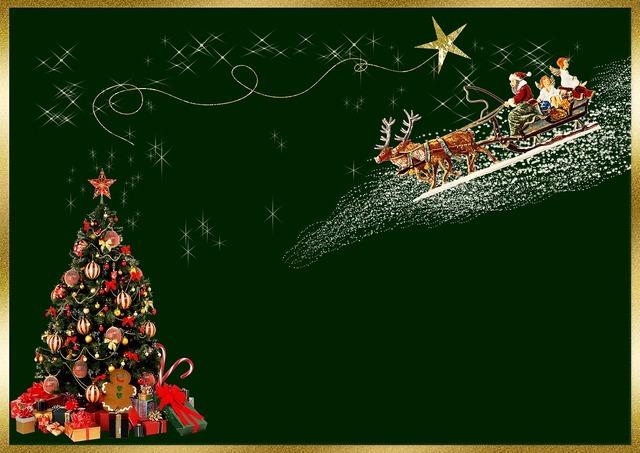 Christmas card background image christmas greeting.