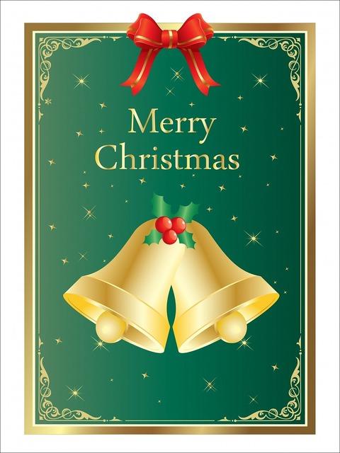 Christmas card christmas card, backgrounds textures.