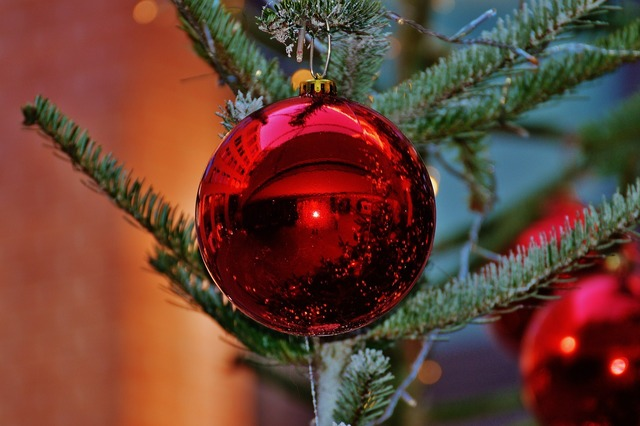 Christmas christmas balls christbaumkugeln.