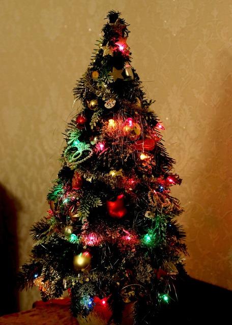 Christmas christmas tree decoration.