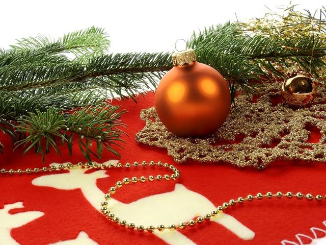 Christmas deco decoration.