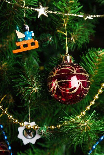 Christmas decorations christmas tree christmas tree toy.