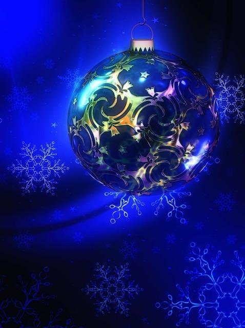 Christmas ornament christmas motif tree decorations.