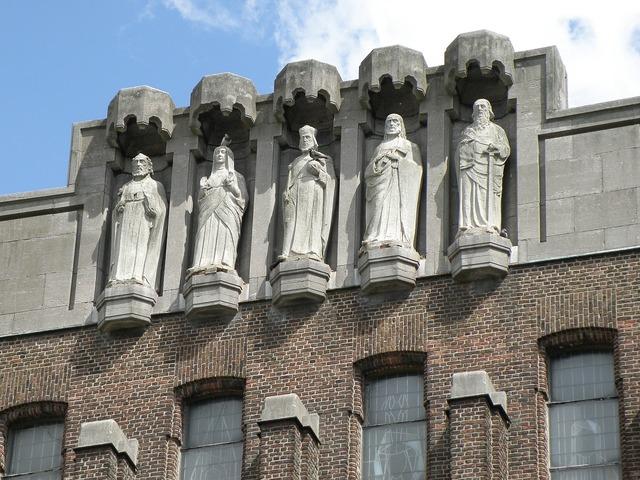 Christus koningkerk antwerpen belgium, religion.