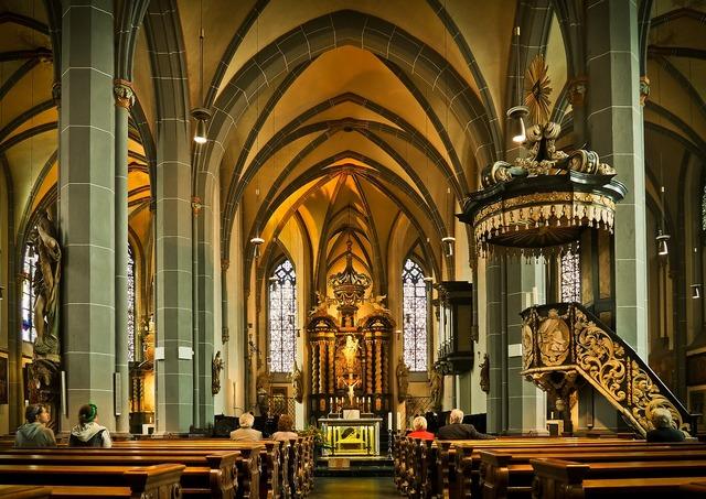 Church altar christian, religion.