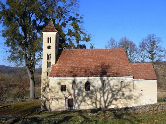 Church architecture old, religion.