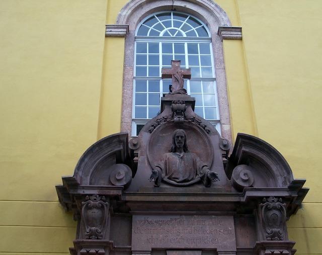 Church augustusburg sculpture, religion.