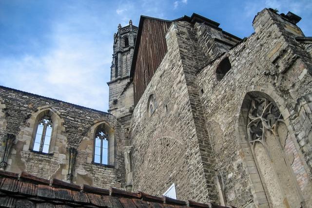 Church barfüsser church erfurt, religion.