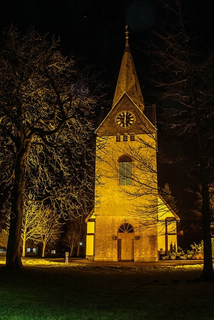 Church building germany, religion.