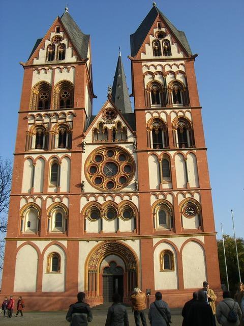 Church dom limburger dom, religion.