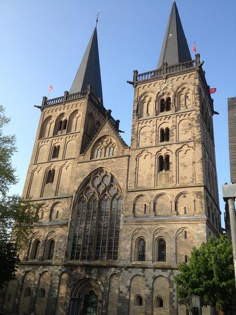 Church dom xanten, religion.