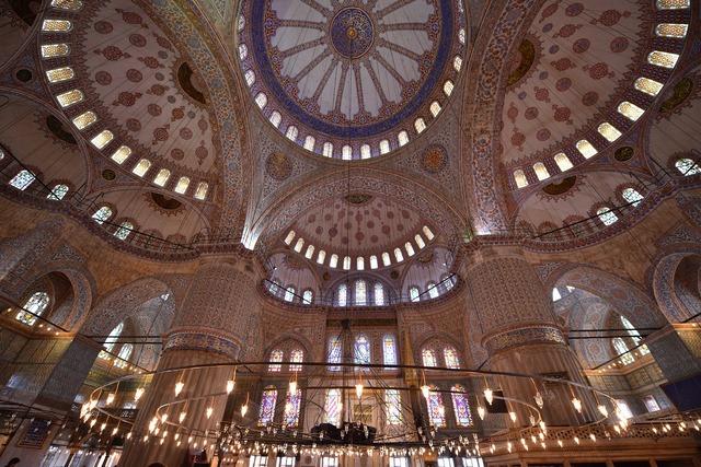 Church dome building, religion.
