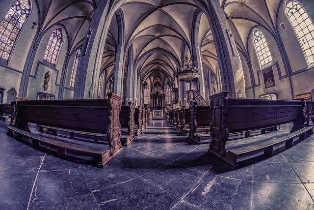 Church düsseldorf historically, religion.