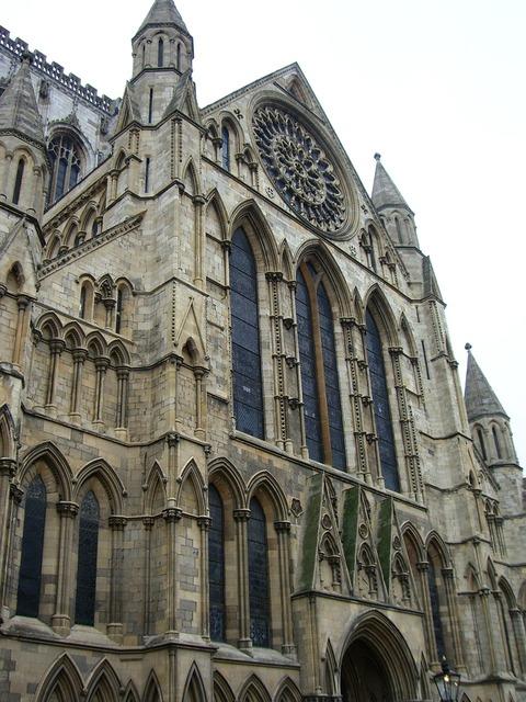 Church facade dom, religion.