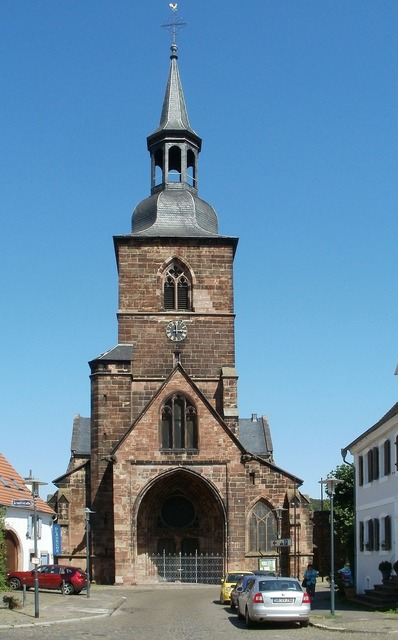 Church front st arnual, religion.