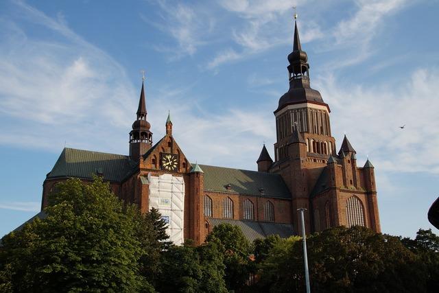 Church germany stralsund, religion.
